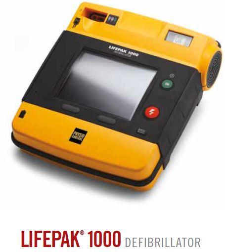 Defibrilator AED Lifepak 1000