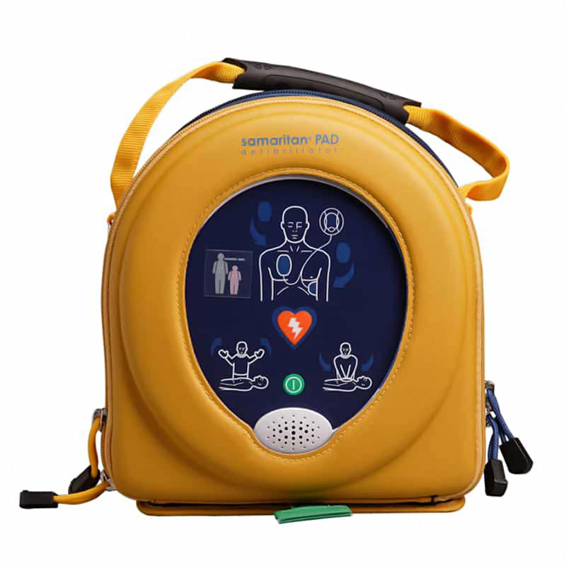 AED defibrilator HeartSine 350P