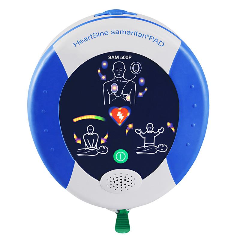 AED defibrilator HeartSine 500P