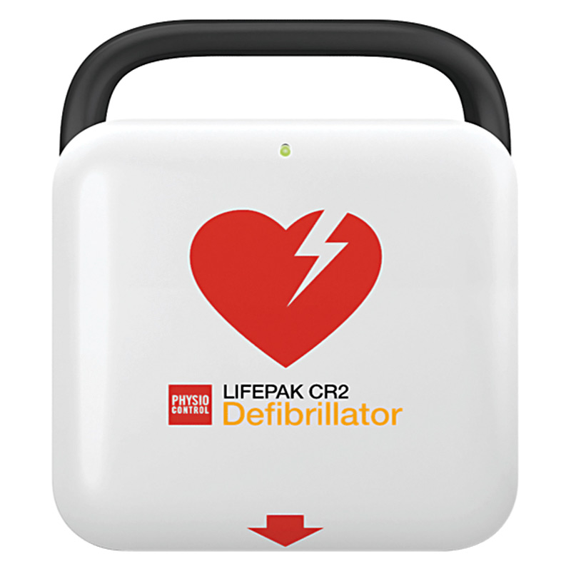 PHYSIO Control LIFEPAK CR2 AED